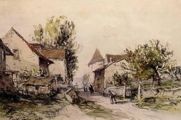 Peasants Returning to the Farm
